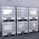 1000L IBC - Food Grade - Green Lid