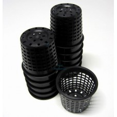 80mm Mesh Pots (Turbo pots) - 12 Pack