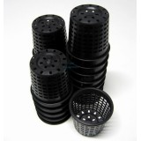 80mm Mesh Pots (Turbo pots) - 20 Pack