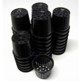 80mm Mesh Pots (Turbo pots) - 40 Pack