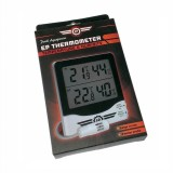 Thermometer Hygrometer - Digital - Large Display