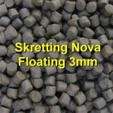 Barramundi, Trout, Perch Feed - Skretting Floating 3mm x 2.5kg