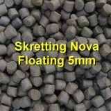 Barramundi, Trout, Perch Feed - Skretting Floating 5mm x 2.5kg