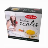 Digital Kitchen Scales - Chef's Aid 3kg x 0.1gm