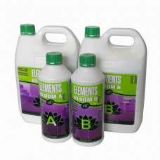 Nutrifield Elements Bloom Nutrient - 2Ltr set - A+B